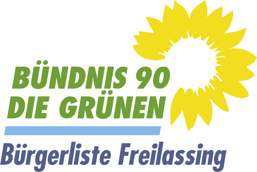 Logo GRÜNE Bürgerliste Freilassing