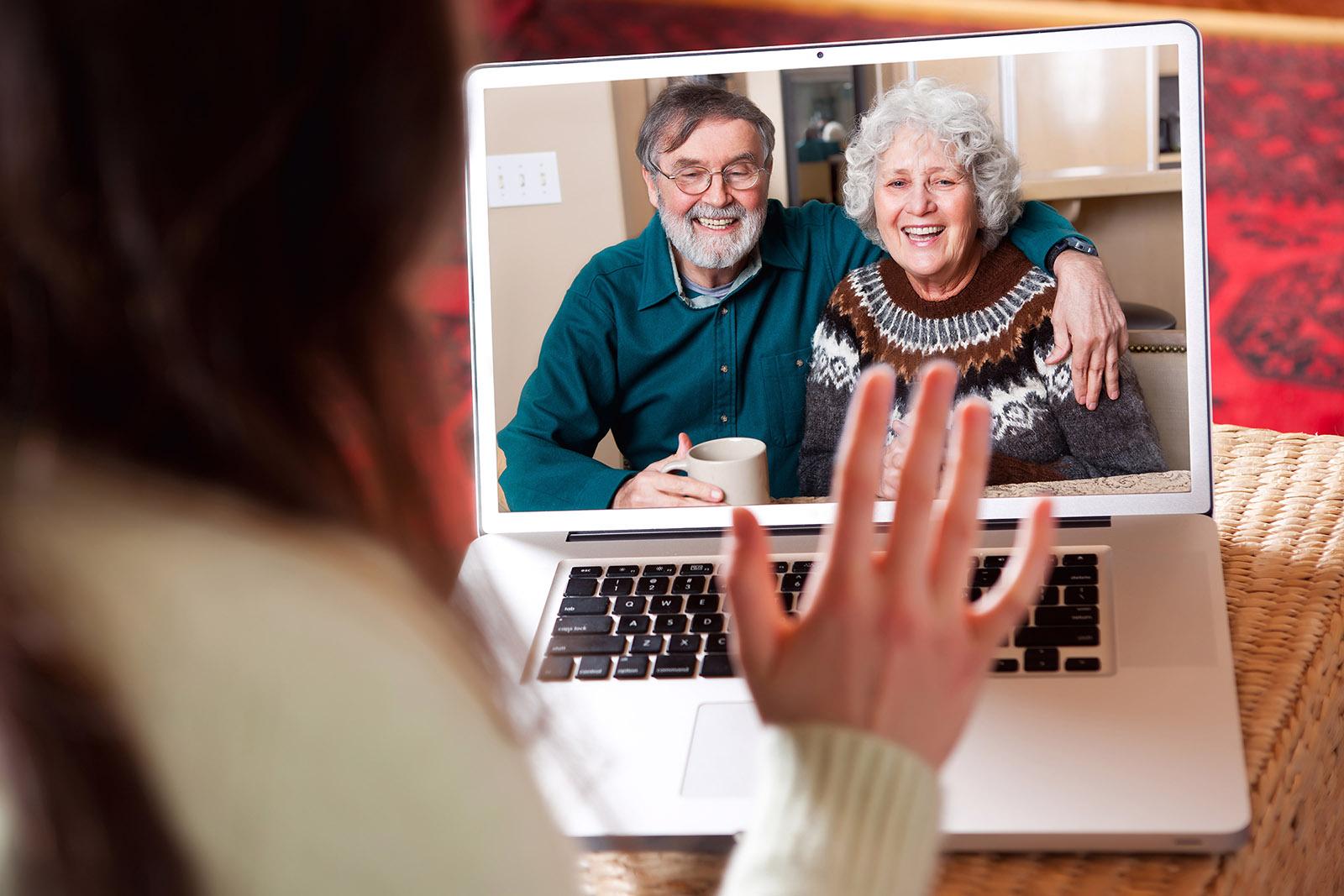 Großeltern und Eltern digitalisieren!