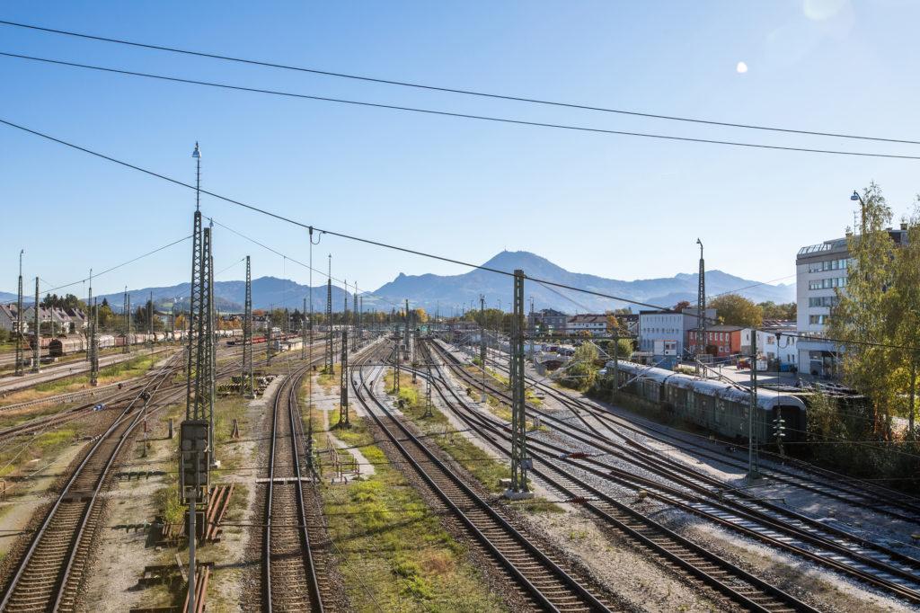 Markus Hiebl | unabhängiger Bürgermeisterkandidat Freilassing – Der Bahnhof in Freilassing, die ewige Baustelle